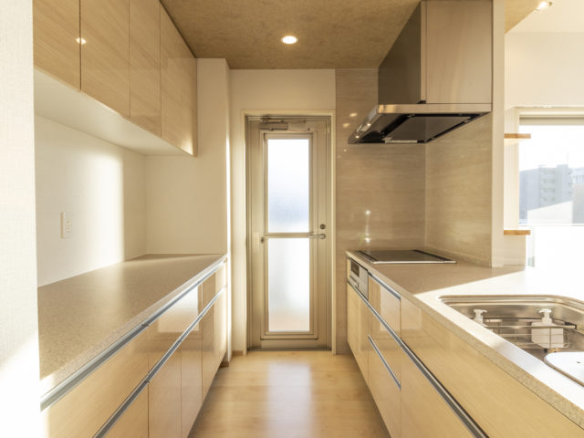 テラッツァ白壁 A type - キッチン