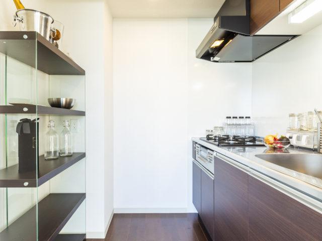 プレミアムコート葵 A1type - キッチン