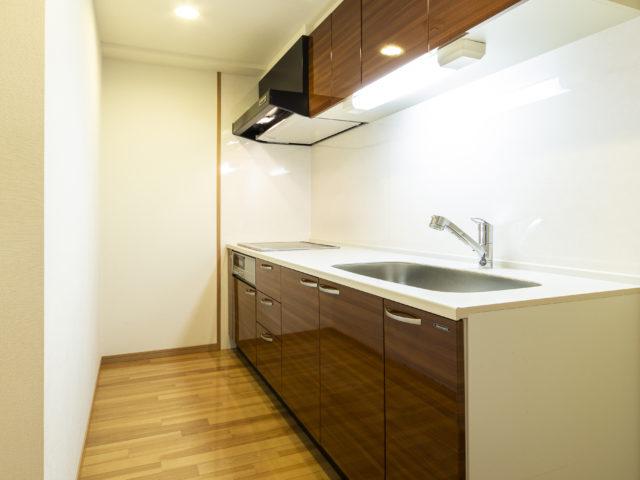 イーグルヘッド橦木 Btype - キッチン