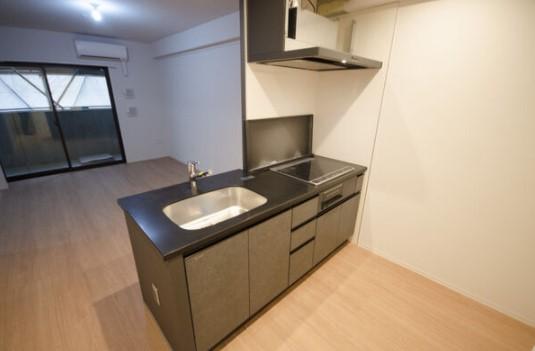 アースグランデ泉  Btype - キッチン