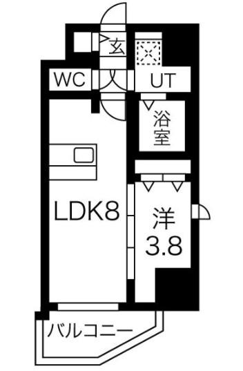メイクス城西レジデンス Ctype-21